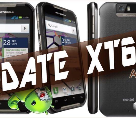 Iron Rock XT626 Android 4.0.4