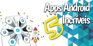 5 Novos Apps para Android