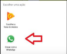 Como escutar áudio gravado antes de enviar no Whatsapp