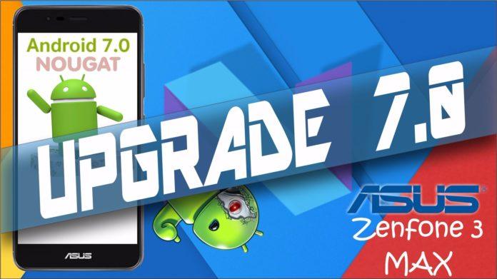 Como atualizar o Zenfone 3 MAX para o Android 7