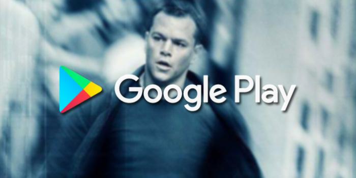 verificação de segurança na Google Play Store