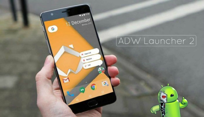ADW Launcher 2