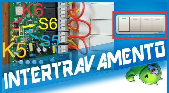 Como Configurar Sonoff 4 PRO Canais e Modo Intertravamento K5, K6, S5 e S6-compressed