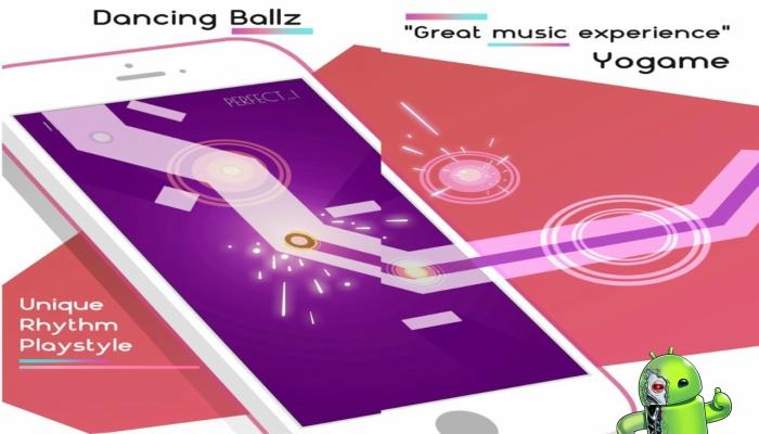 Dancing Ballz