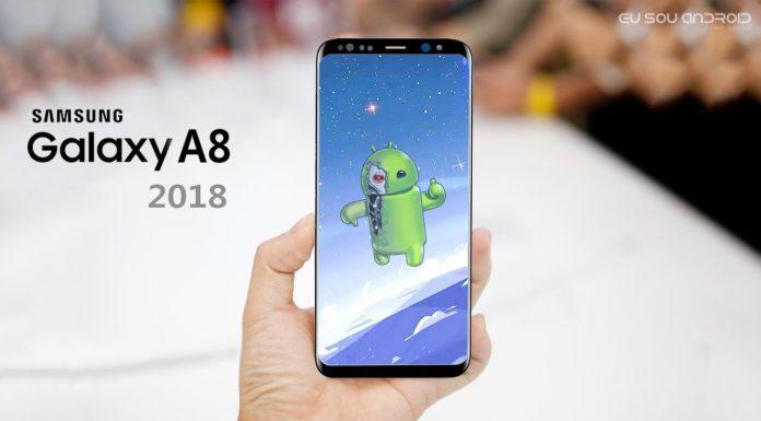 Vazam imagens do Samsung Galaxy A8 Plus