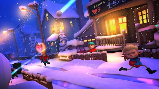 Merry Snowballs (Non-VR & Cardboard)
