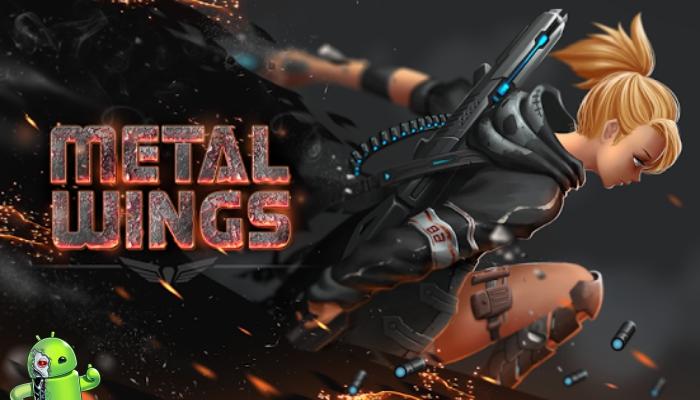 Metal Wings: Elite Force