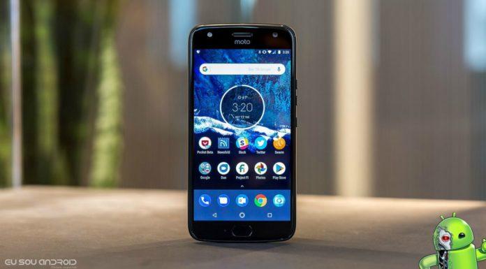 Android 8.0 Oreo para o Moto X4