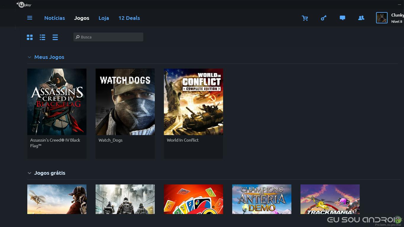 Ubisoft está distribuindo 3 jogos de Graça