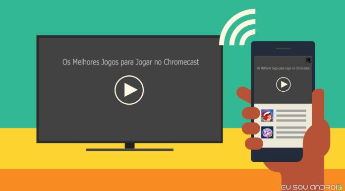 melhores jogos para jogar no Chromecast