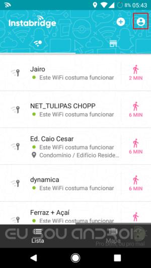 senha de Wi-fi de forma gratuita