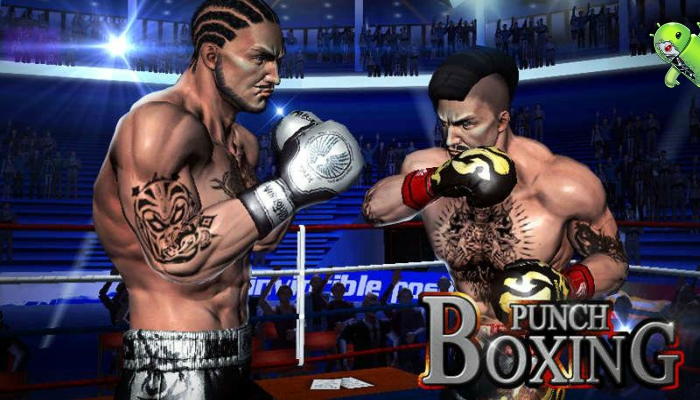 Rei Boxe - Punch Boxing 3D