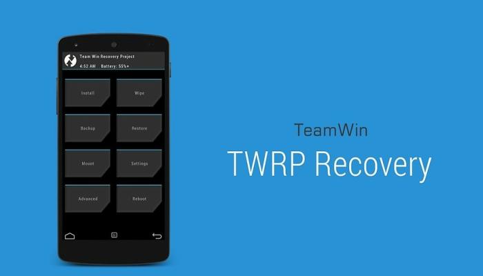 TWRP Ganha Suporte Para Novos Dispositivos