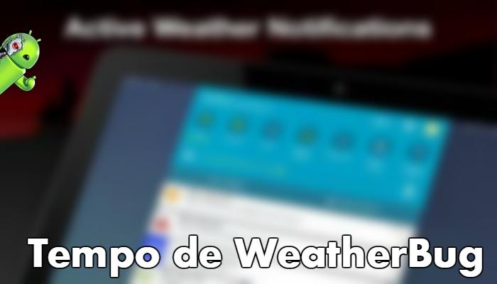 Tempo de WeatherBug