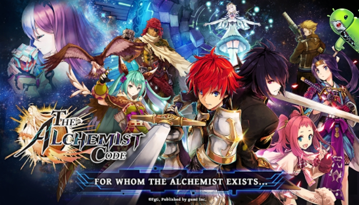 The Alchemist Code
