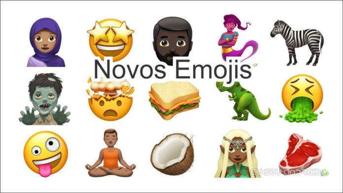 Unicode Anuncia Lista com 130 Novos Emojis