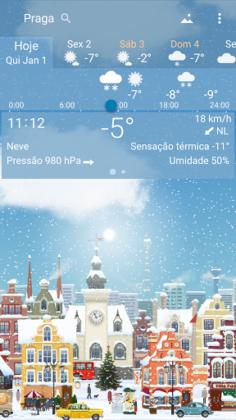YoWindow Clima Preciso