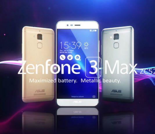 ZenFone 3 Maxcom a ZenUI 4.0