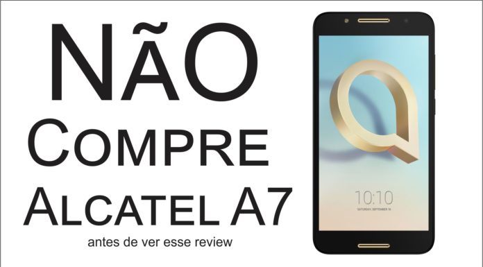 Review Alcatel A7