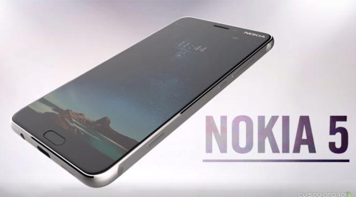 A atualização do Nokia 5 para o Android Oreo