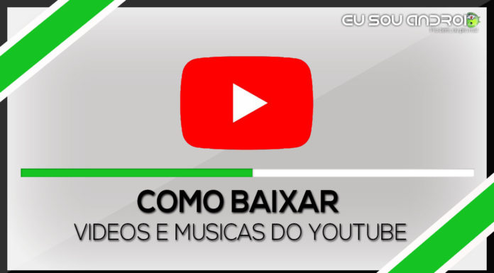 Como baixar videos e músicas do YouTube