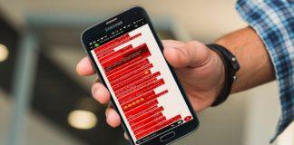 Como tirar print de uma conversa inteira no WhatsApp, Telegram e em outros Apps