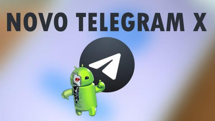 Conheça o Novo Telegram X