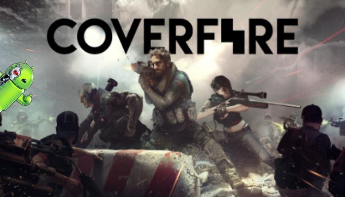 Cover Fire: Jogos de Tiro Grátis - FPS