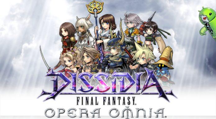Dissidia Final Fantasy Opera Omnia está disponível oficialmente