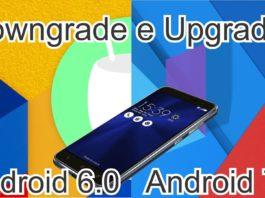 Downgrade e Upgrade Zenfone 3 qualquer versão do Android 2018