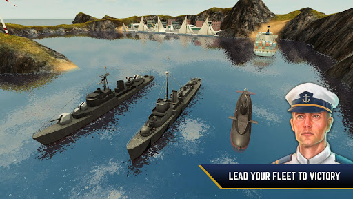 Enemy Waters Submarino vs Warship