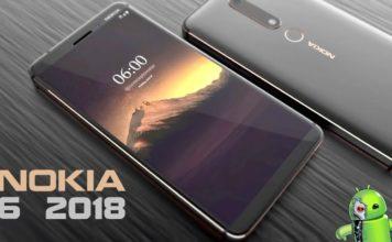 Especificações do Nokia 6 (2018) reveladas!