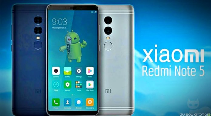Especificações do Xiaomi Redmi Note 5
