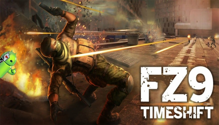 FZ9: Timeshift - Legacy of The Cold War