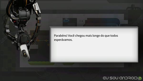 GLaDOS Bridge Constructor Portal Android