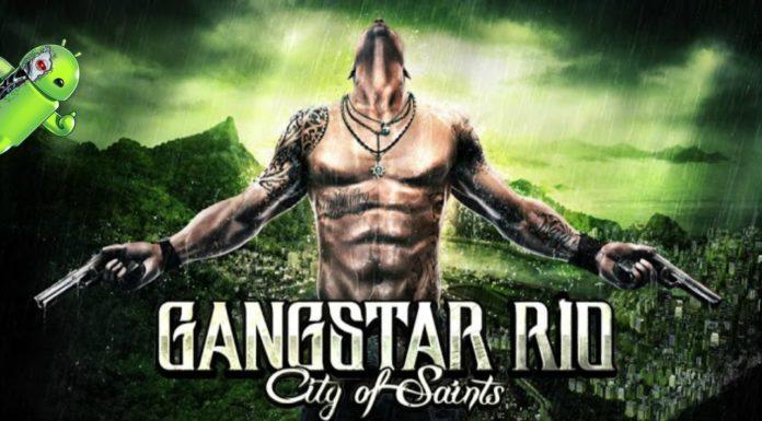 Nova atualização de Gangstar Rio