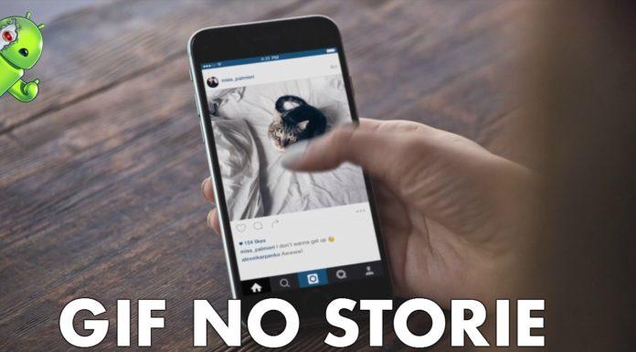 Instagram agora suporta GIF no Stories