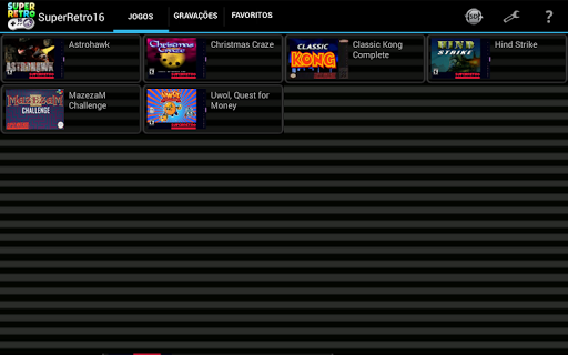 Jogos de Super Nintendo em seu Celular