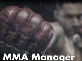 MMA Manager DisponívelMMA Manager