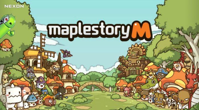 MapleStory M Disponível