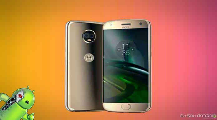 Nova versão do Motorola Moto X4