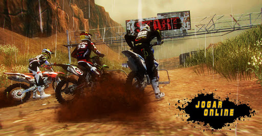 Motocross Offroad : Multiplayer