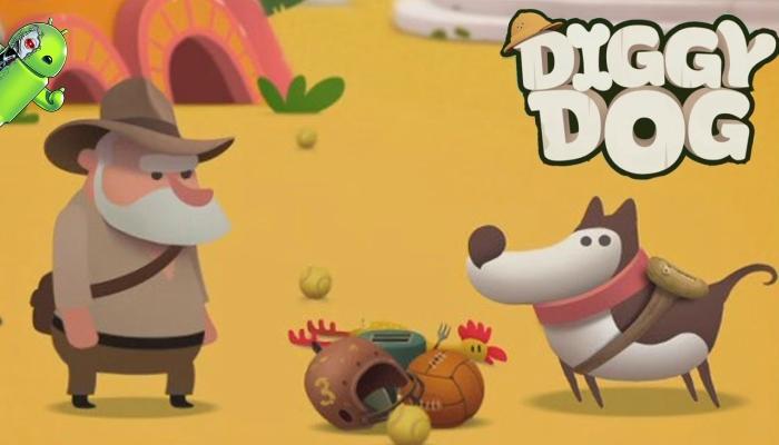 My Diggy Dog