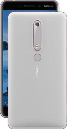 Especificações oficiais do Nokia 6(2018) e preços