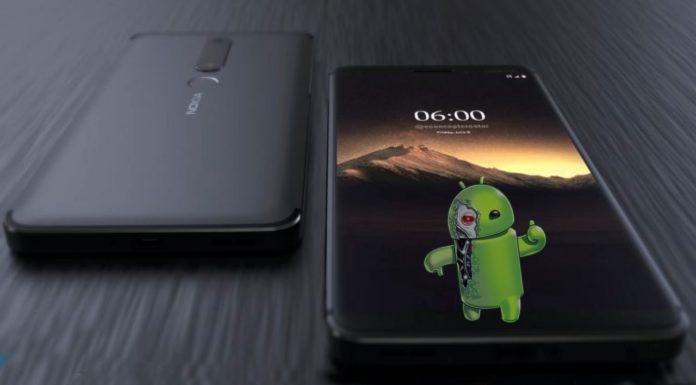 Nokia 6 primeira geração