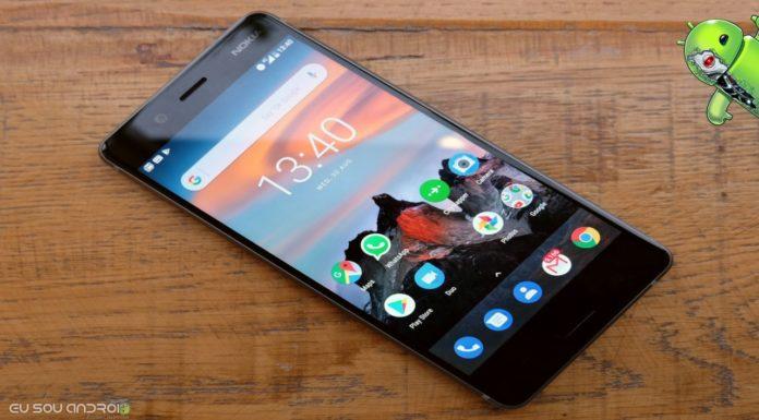 Nokia 8 está recebendo atualização