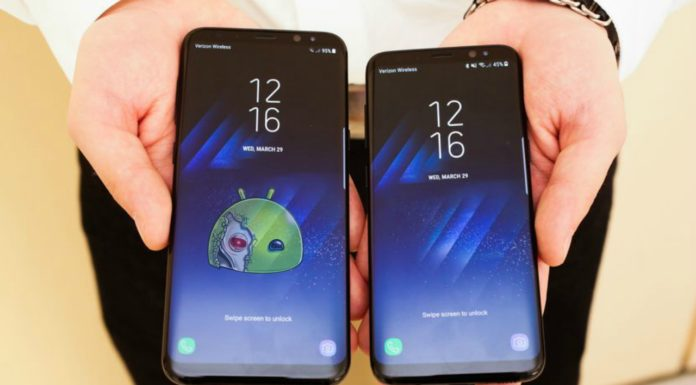 Programa Galaxy S8 / S8 + Oreo beta