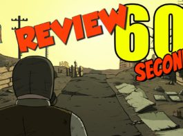 Review 60 Seconds Atomic Adventure PT BR