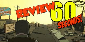 Review 60 Seconds Atomic Adventure PT BR