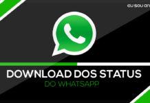 Como fazer download do status dos seus contatos no whatsapp